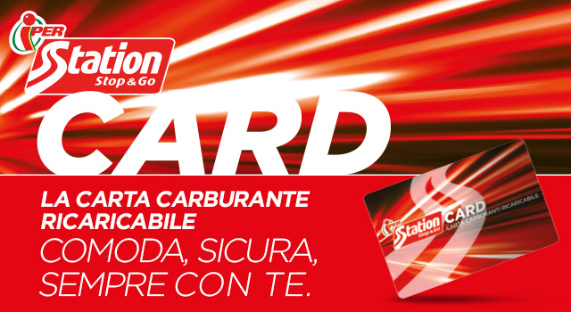 Carta Carburanti Iper Station