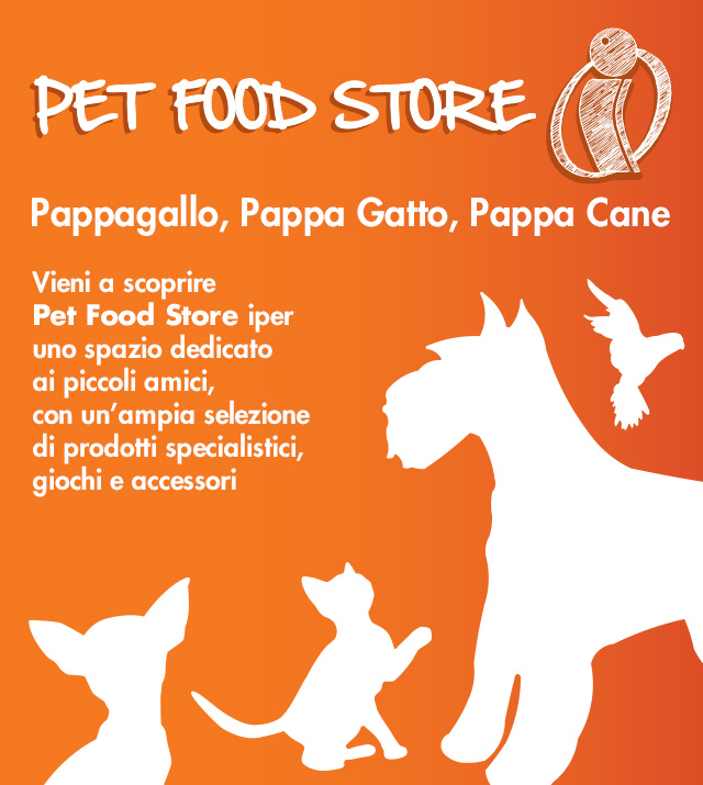 pet food store cremona e rozzano
