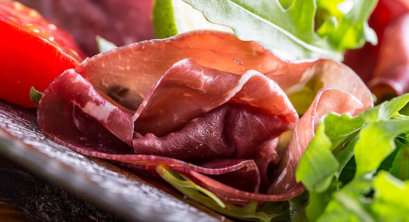 Bresaola, il salume light