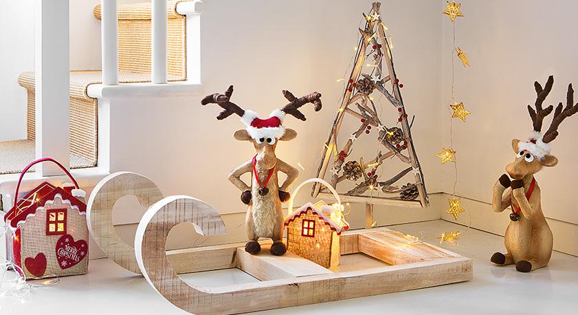 Decorazioni Per Casa Natalizie : Iper addobbi natalizi che passione