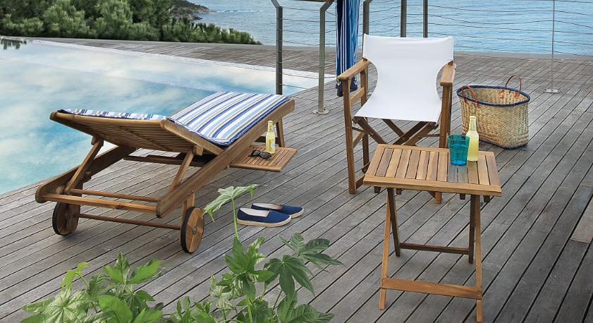 Iper - Relax è... amaca, dondolo da giardino e lettino prendisole