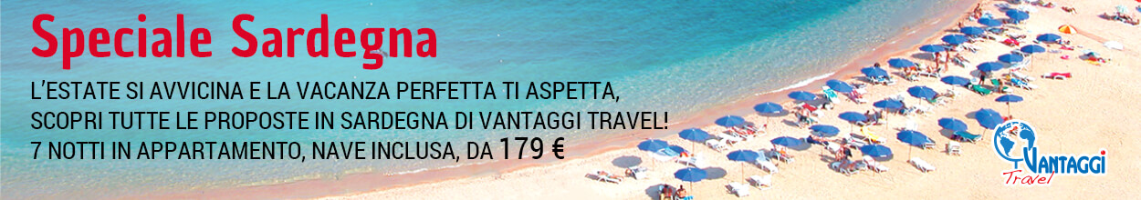 Vantaggi Travel