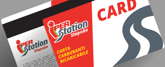 Iper Station Card