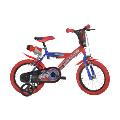 Iper Magenta Bici 14 Spiderman Avengers Barbie Lol Surprise