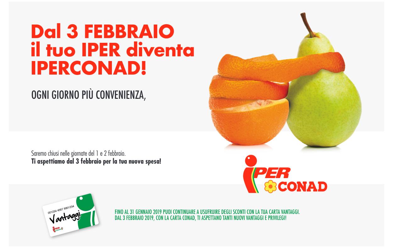 fd60a4de0a IperConad dal 3 febbraio