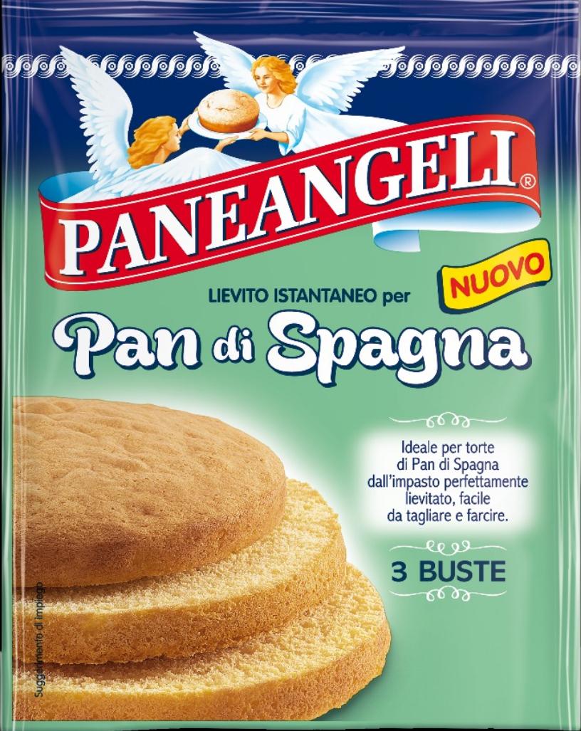 Ricetta Pan Di Spagna Pane Degli Angeli.Iper Prepara Il Tuo Dolce Preferito Con Paneangeli