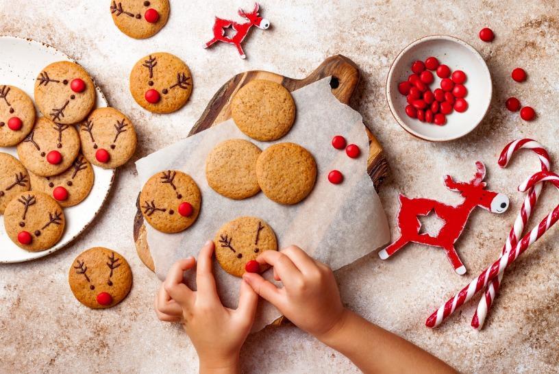 Dolci Natalizi Coreografici.Biscotti Di Natale Profumo Di Feste Iper